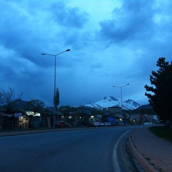 Photo taken at Hacılar by Yasin A. on 5/1/2013