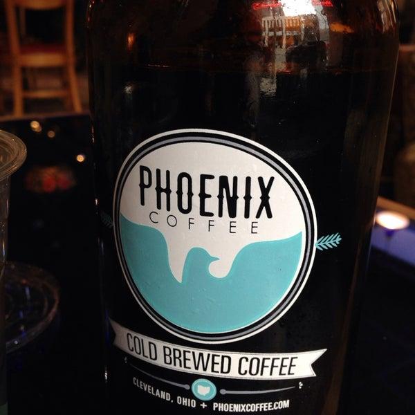 Photo taken at Phoenix Coffee by Michelle W. on 4/23/2014