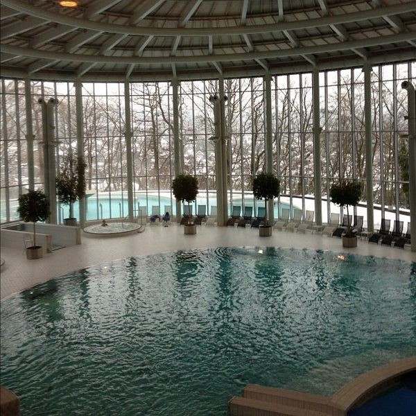 Thermes de spa spa for Chaudfontaine piscine
