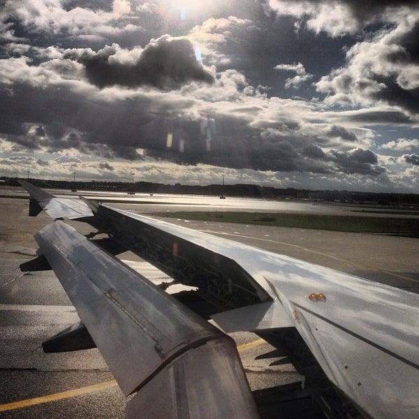 Das Foto wurde bei Frankfurt Airport (FRA) von Martin G. am 11/9/2013 aufgenommen