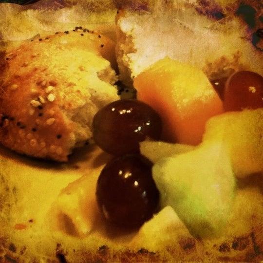 Photo taken at Panera Bread by Susan M. on 10/10/2012
