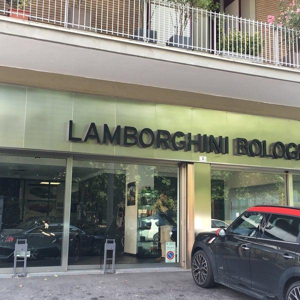 Lamborghini Dealership: Lamborghini Dealers