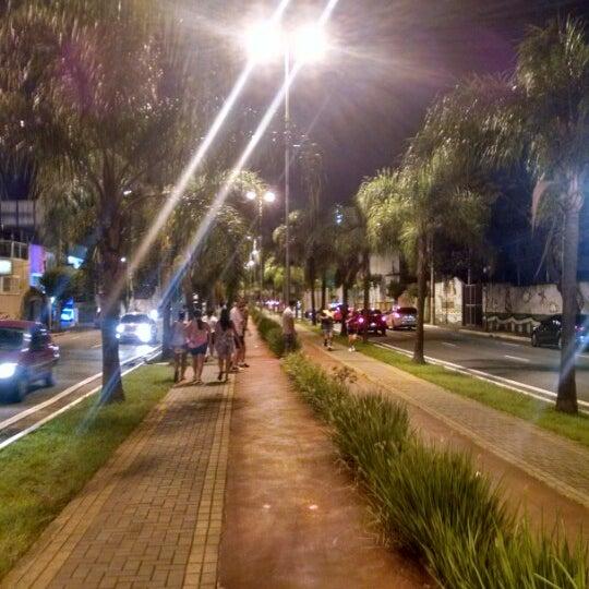 Photo taken at Avenida Presidente Kennedy by Ronny S. on 1/29/2015