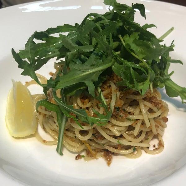 Olive oil pasta 👍