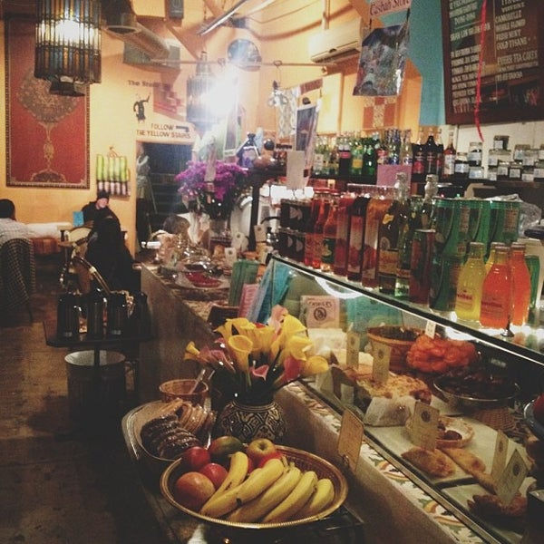 Photo taken at Casbah Café by Francisco G. on 5/9/2013