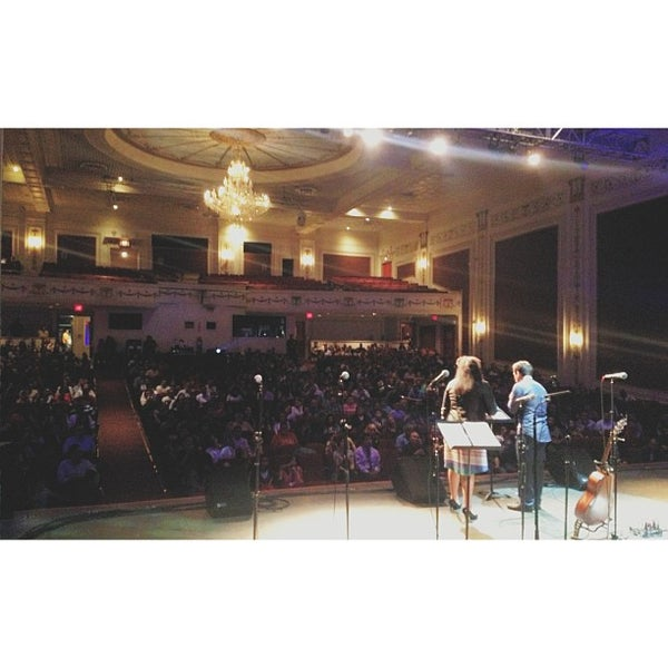 Photo taken at Patchogue Theatre by Francisco G. on 9/8/2013
