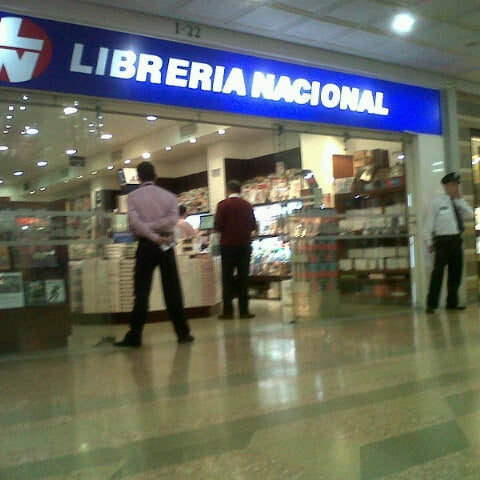 librer a nacional centro comercial andino zona rosa