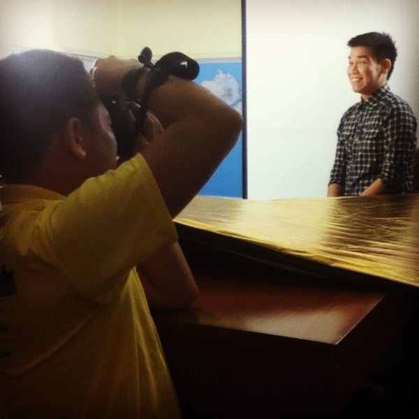 Photo taken at Philippine Information Agency (PIA) by Teejay R. on 3/26/2013
