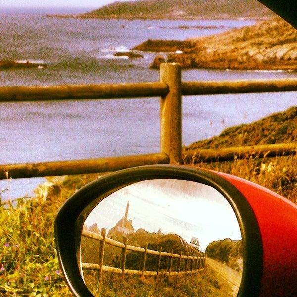 Foto tomada en Faro de Cabo Vilán por Eva P. el 8/10/2014