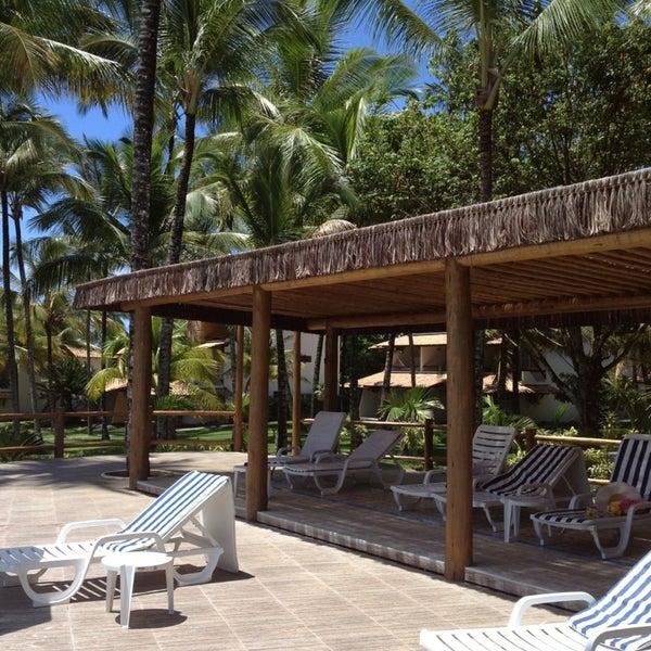 Foto tirada no(a) Cana Brava Resort por Lorenna C. em 3/13/2013