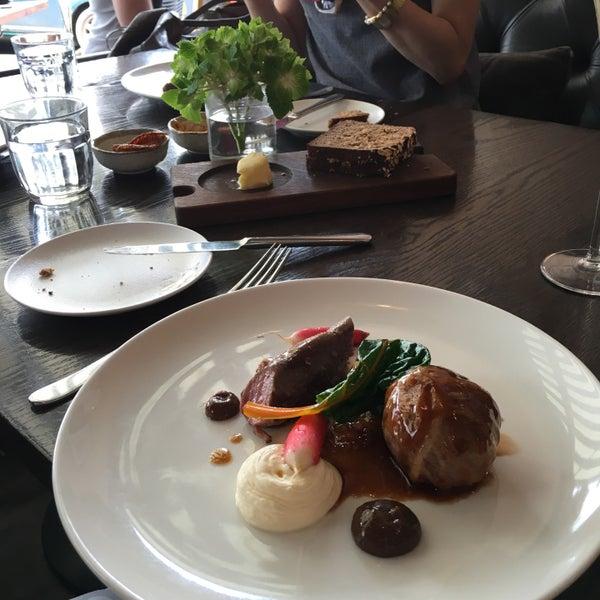 Odette 39 s french restaurant in primrose hill for Odette s restaurant month