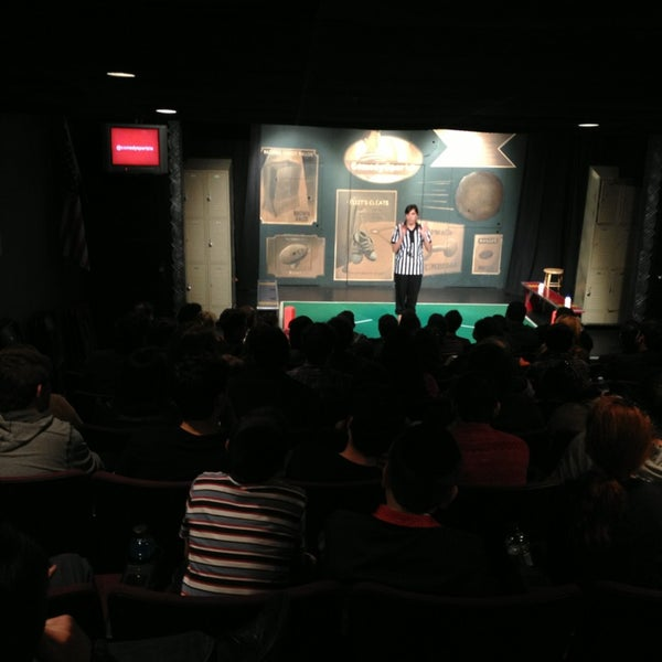 Photo taken at ComedySportz LA by Paul H. on 1/27/2013