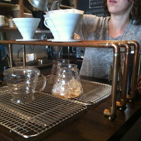 Photo taken at 1215 Wine Bar & Coffee Lab by Konrad B. on 6/17/2013