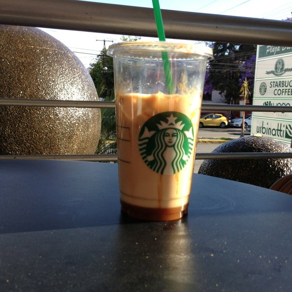 Photo taken at Starbucks by Cin T. on 3/29/2013