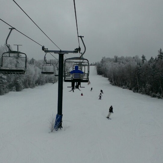 Photo taken at Bretton Woods by John Q. on 3/2/2013