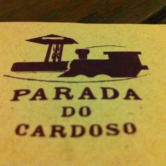 Foto tirada no(a) Parada do Cardoso por Bruno B. em 10/19/2012