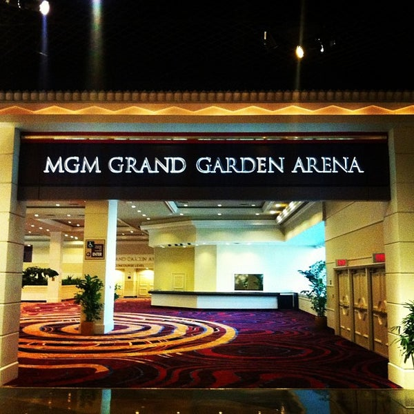 Photo taken at MGM Grand Hotel & Casino by Karim T. on 6/25/2013