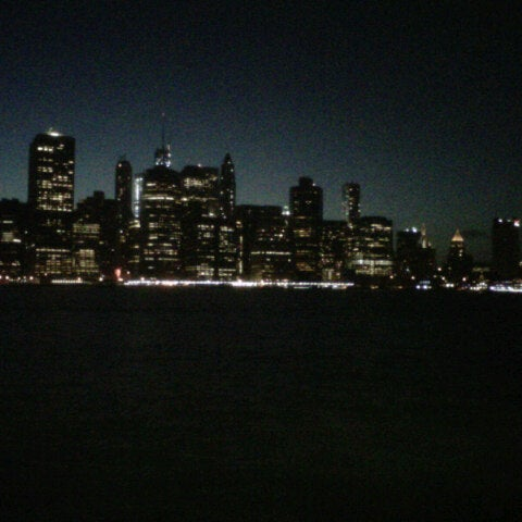 Photo taken at Brooklyn Bridge Park by Alice on 7/5/2013