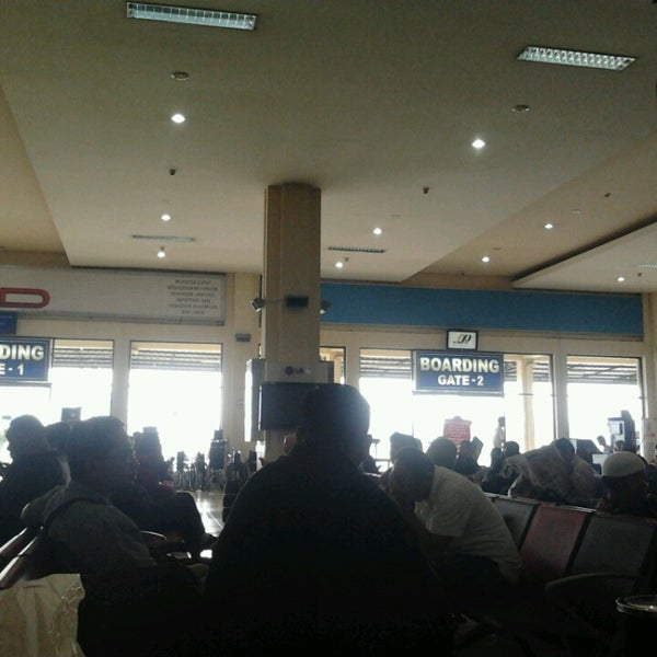 Photo taken at Polonia International Airport (MES) by Emili V. on 3/22/2013
