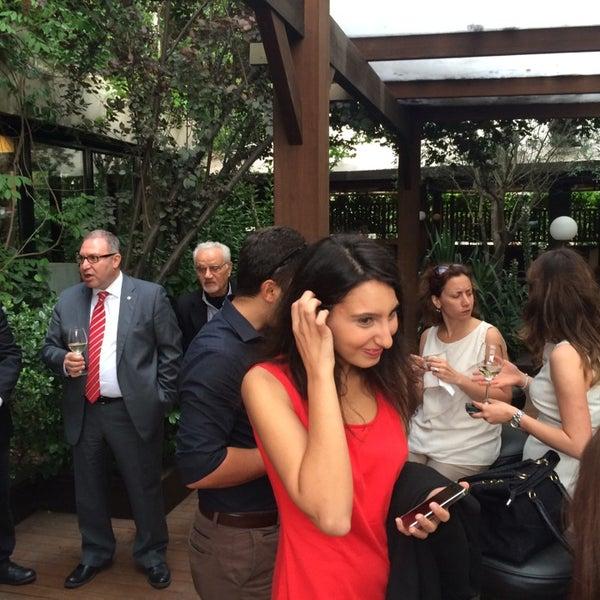 6/27/2014 tarihinde Hakan Ç.ziyaretçi tarafından Şans Restaurant'de çekilen fotoğraf