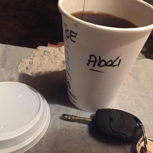 Снимок сделан в Starbucks пользователем Gökhan A. 8/13/2018