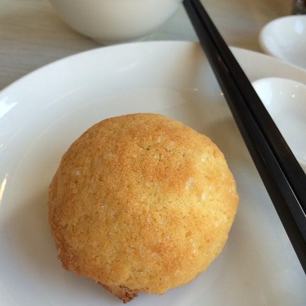 Photo taken at Crystal Jade Kitchen 翡翠小厨 by Anne L. on 4/26/2015