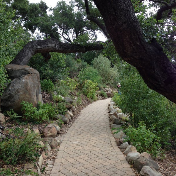 The Santa Barbara Botanic Garden Botanical Garden In Santa Barbara