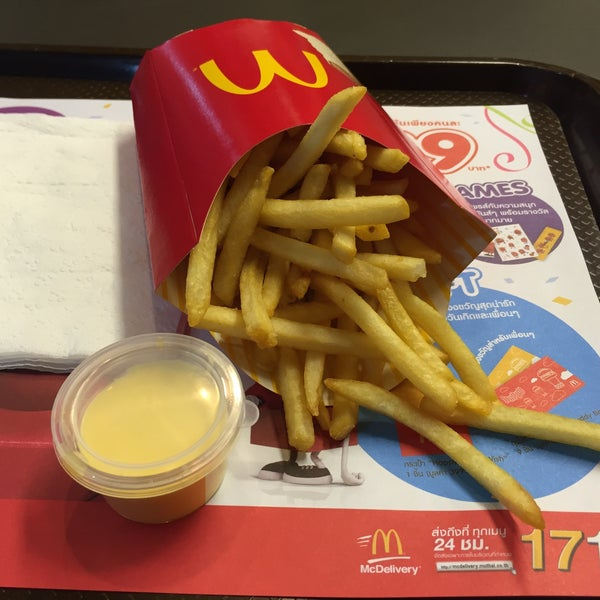Photo taken at McDonald's by Nutcha P. on 7/9/2016