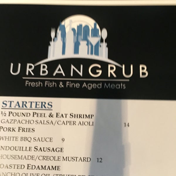 Photo taken at Urban Grub by Karen S. on 5/12/2016