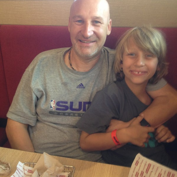 Photo taken at Smashburger by Dean H. on 6/15/2013