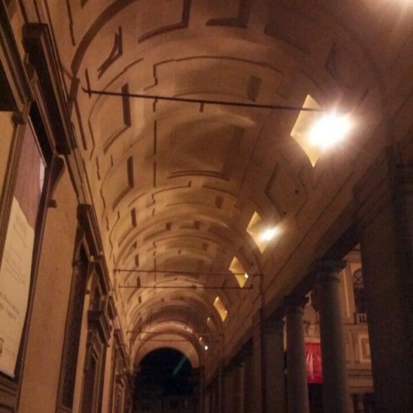 Photo taken at Uffizi Gallery by Chiara Z. on 5/18/2013