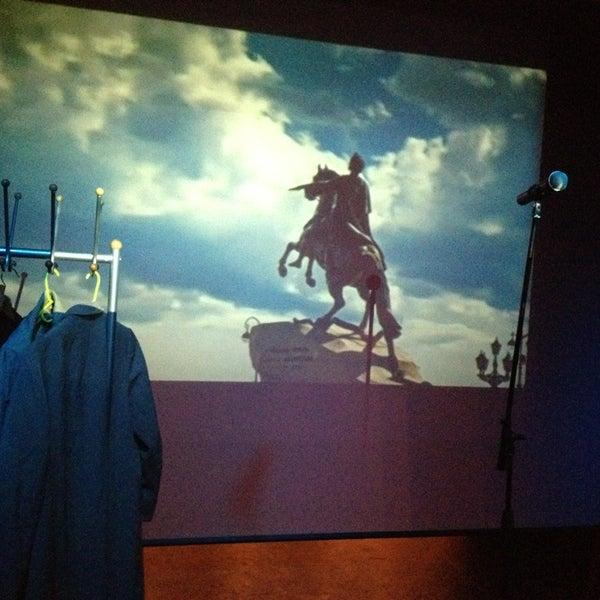 Снимок сделан в Театр-кабаре на Коломенской/ The Private Theatre and Cabaret пользователем Сергей К. 3/21/2013