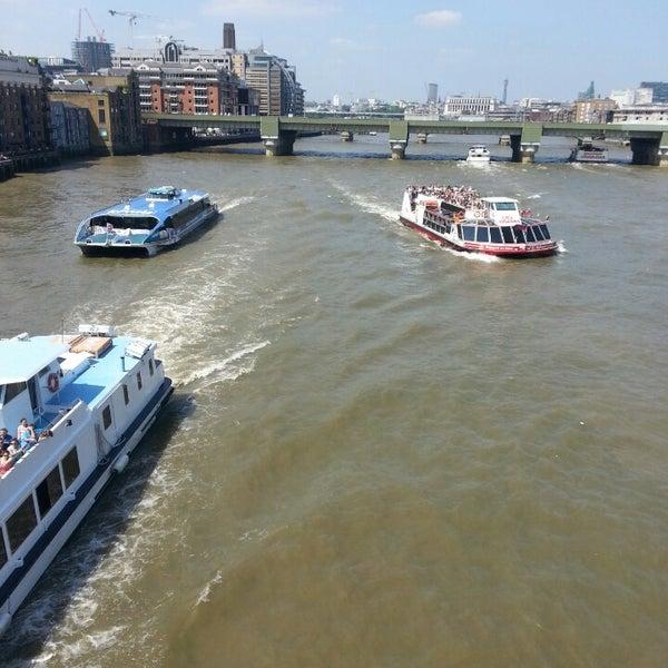 Photo taken at London Bridge by Inese on 7/6/2013