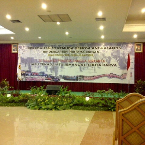 Desa Wisata Hotel Resort Convention Hall