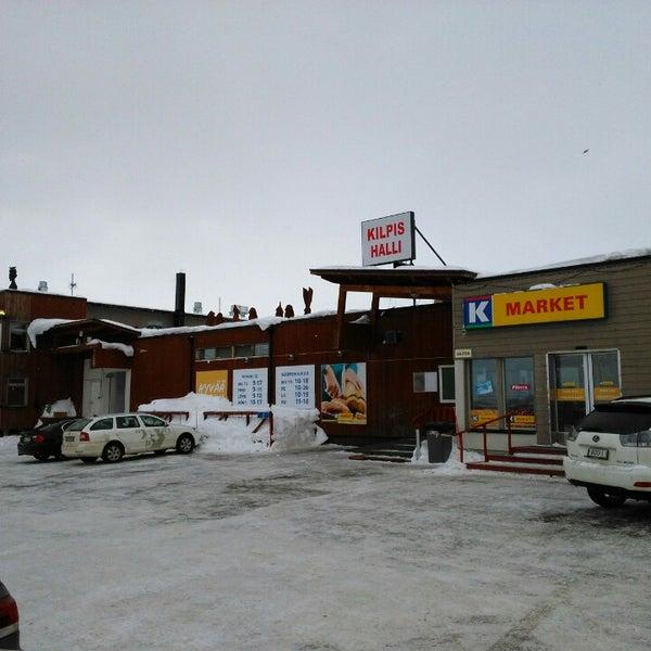 kilpisjärvi k market