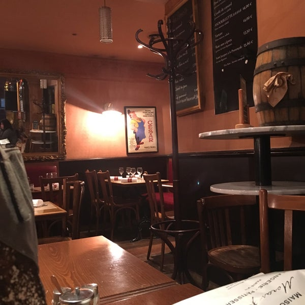 Photos à Café Le Mouffetard - Restaurant français à Paris