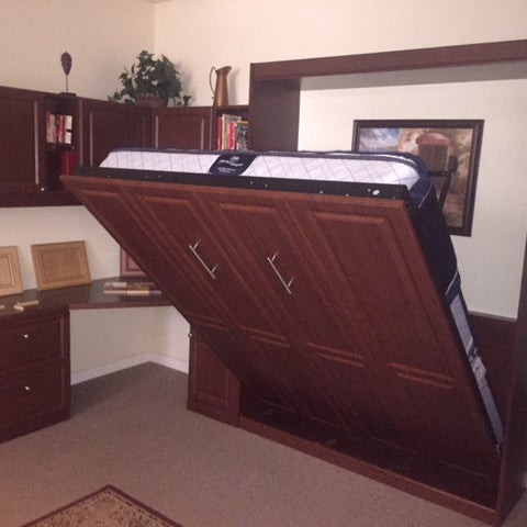 Murphy Beds Swfl Custom Offices Home Office Usa