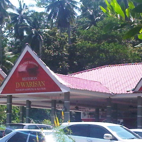 Photo taken at Restoran D'Warisan by Rona N. on 12/9/2012