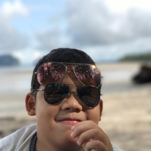 Photo taken at Anantara Si Kao Resort And Spa by Jittanart P. on 8/14/2017