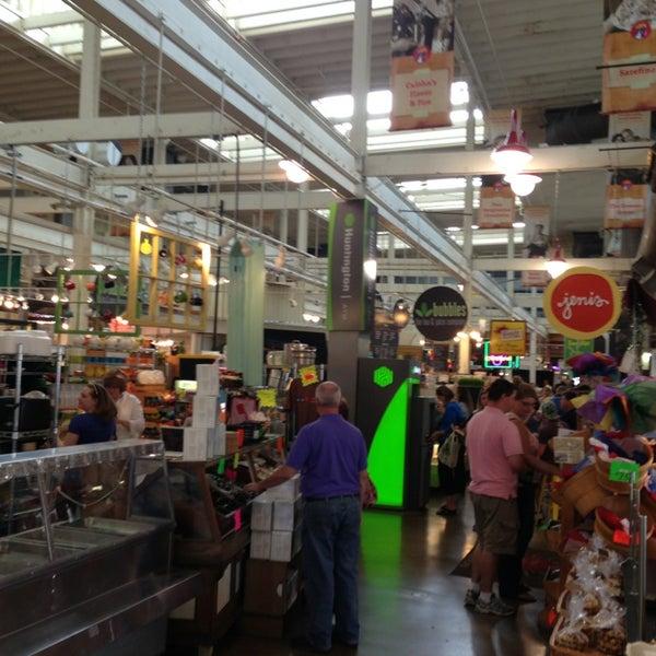 Photo taken at North Market by Jasper W. on 7/21/2013