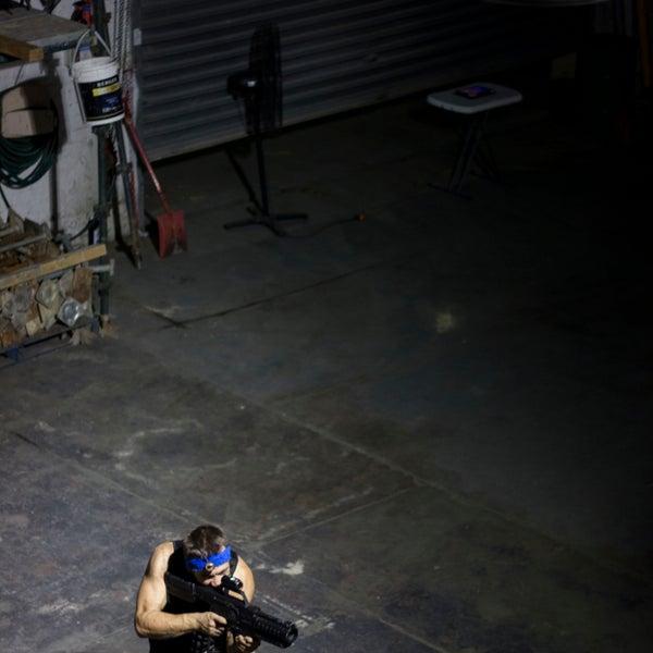 Photo taken at Tech Assault Laser Skirmish South Melbourne by Tech Assault Laser Skirmish on 7/30/2014