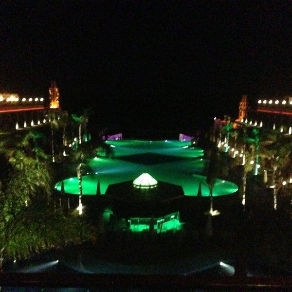 Foto scattata a Cratos Premium Hotel & Casino da Gürkan F. il 5/27/2013