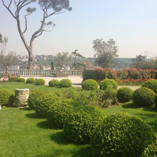 Das Foto wurde bei Sakıp Sabancı Müzesi von B am 4/24/2013 aufgenommen