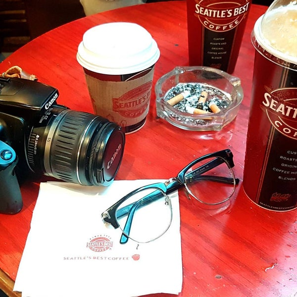 Photo taken at Seattle's Best Coffee by Crake L. on 8/15/2016