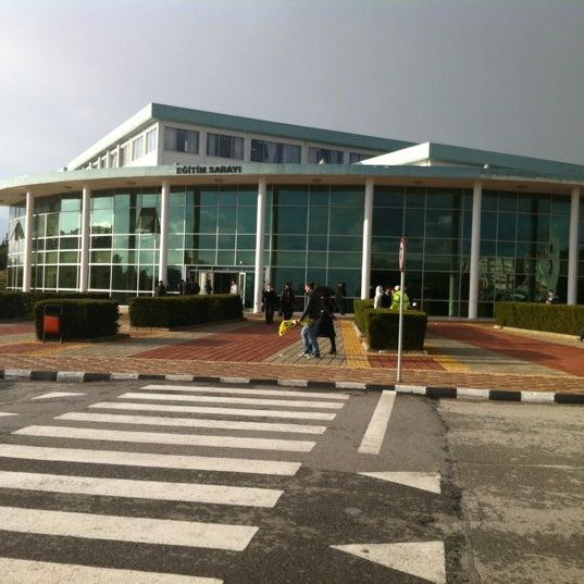 12/21/2012 tarihinde Abdullah C.ziyaretçi tarafından Eğitim Sarayı'de çekilen fotoğraf