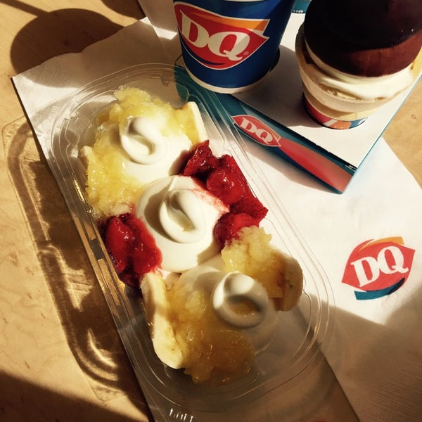 Photo taken at Dairy Queen by Amani R. on 11/1/2014
