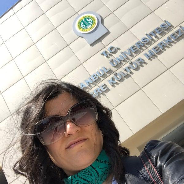 5/22/2017 tarihinde Nil Ö.ziyaretçi tarafından İstanbul Üniversitesi Kongre Kültür Merkezi'de çekilen fotoğraf