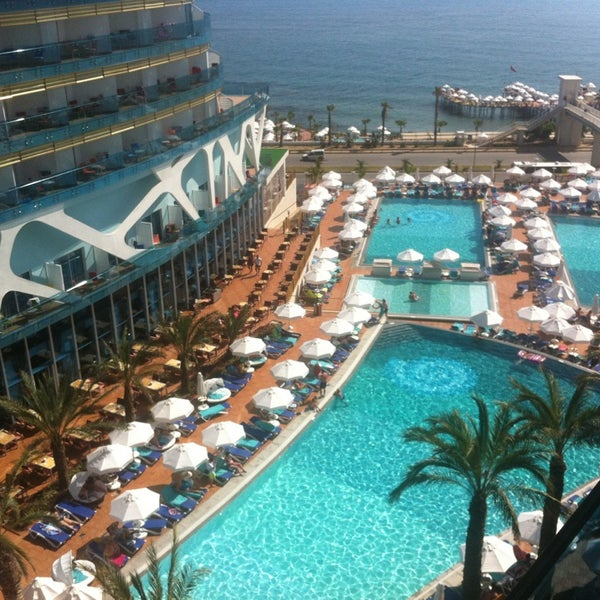 5/20/2013 tarihinde çağrı Y.ziyaretçi tarafından Vikingen Infinity Resort Hotel & Spa'de çekilen fotoğraf