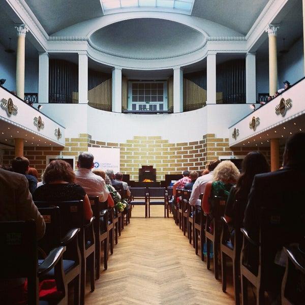 Photo taken at University of Latvia by SAN S. on 7/1/2015
