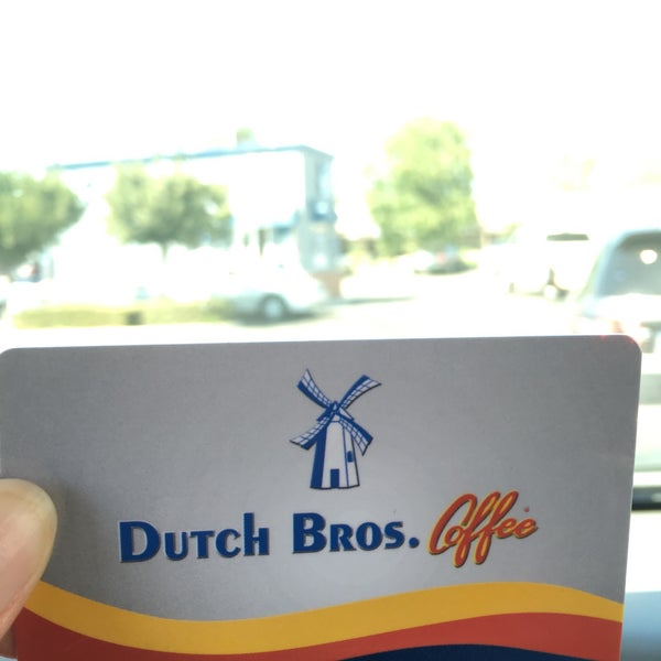 Photo taken at Dutch Bros. Coffee by Amy L. on 9/5/2016